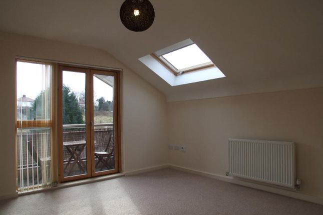 Thumbnail Flat to rent in Bentley Place, Wrexham