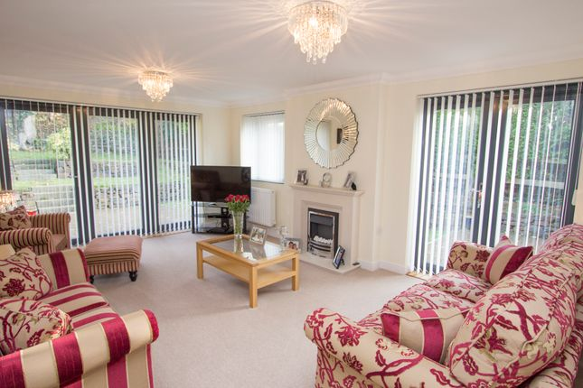 Thumbnail Detached house for sale in Woolwell Drive, Woolwell, Plymouth