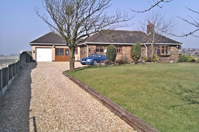 Thumbnail Detached bungalow for sale in Hollywall Lane, Tunstall, Stoke-On-Trent