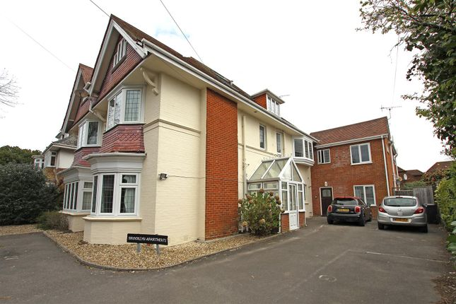 Thumbnail Flat for sale in Portchester Road, Bournemouth