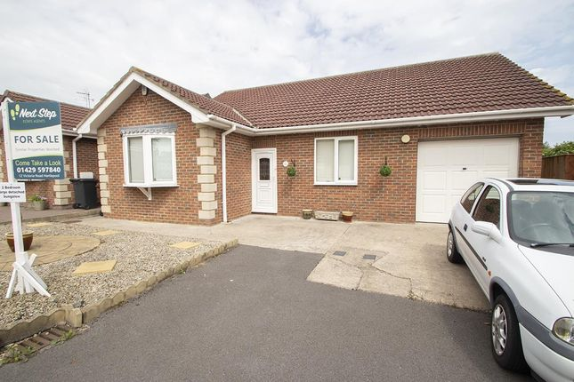 Thumbnail Detached bungalow for sale in Elmwood Road, Hartlepool