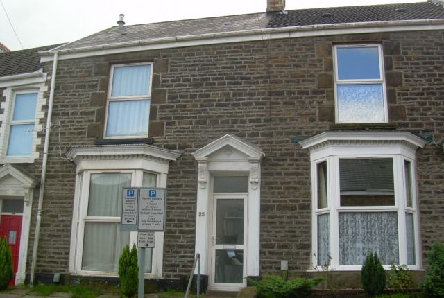 Thumbnail Flat to rent in Norfolk Street, Mount Pleasant, Swansea.