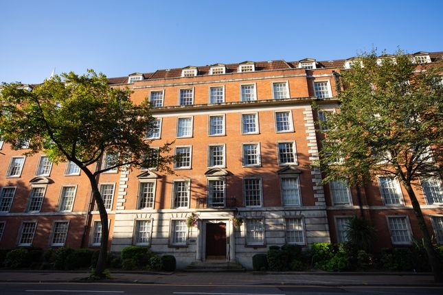 Thumbnail Flat for sale in Warwick House, Westgate Street, Cardiff