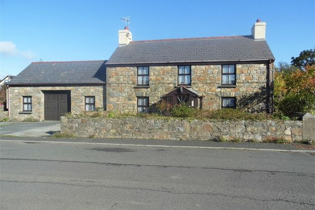 Thumbnail Detached house for sale in Spring Hill House, Spring Hill, Dinas Cross, Newport, Pembrokeshire
