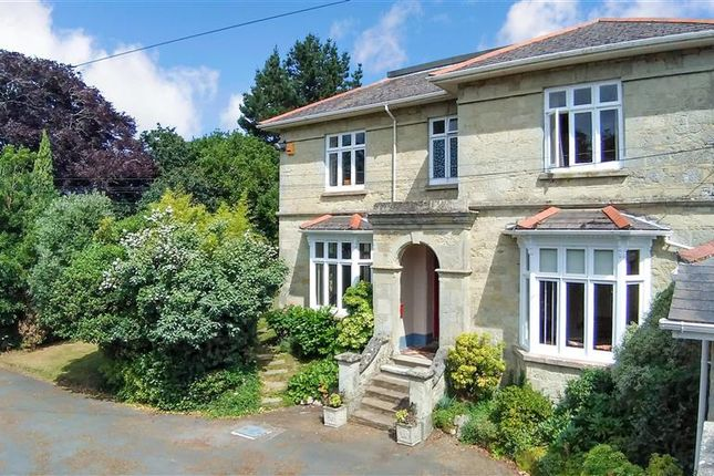 Thumbnail Detached house for sale in Priory Road, Shanklin, Isle Of Wight