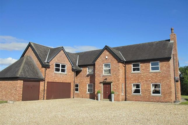 Thumbnail Detached house for sale in Hall Carr Lane, Walmer Bridge, Preston