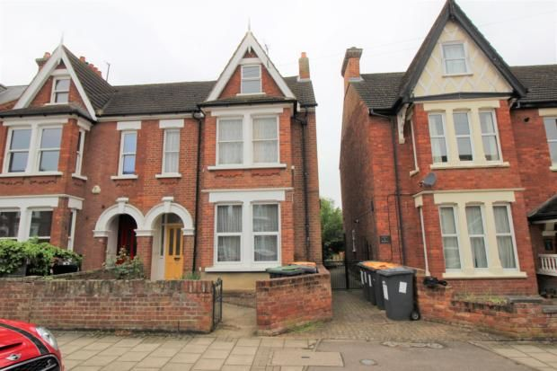 Thumbnail Semi-detached house to rent in St. Michaels Road, Bedford