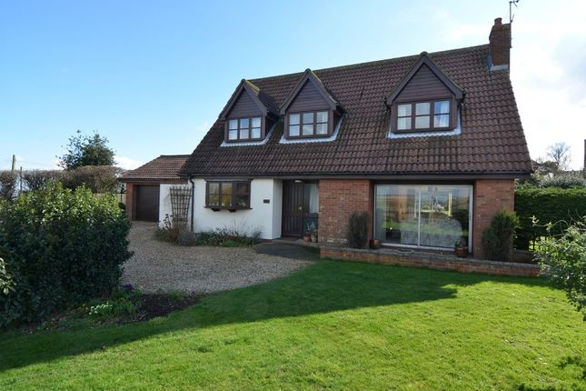 Thumbnail Detached house for sale in Ferry Road, Old Felixstowe, Felixstowe