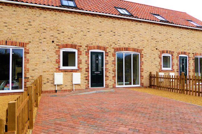 Thumbnail Terraced house for sale in Clover Lane, Downham Market