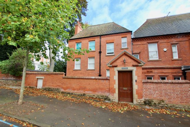 Thumbnail Flat to rent in Clumber Road East, The Park, Nottingham