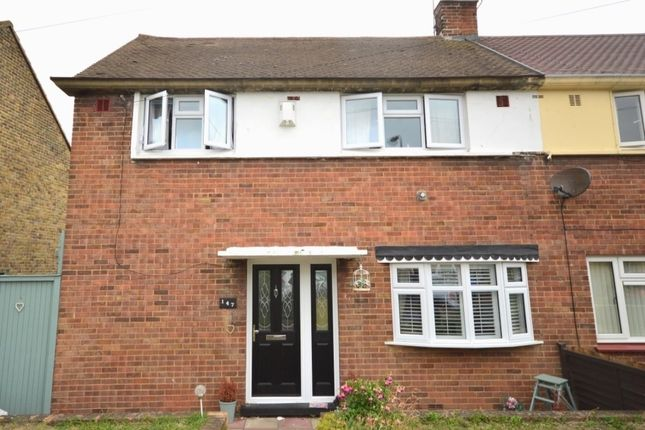 Thumbnail Semi-detached house for sale in St Hildas, Gravesend, Kent