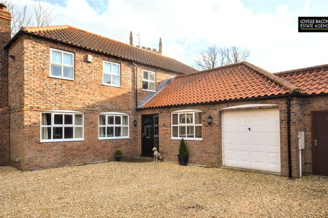 Thumbnail Detached house for sale in Beck Farm Mews, Barnoldby Le Beck, N E Lincolnshire