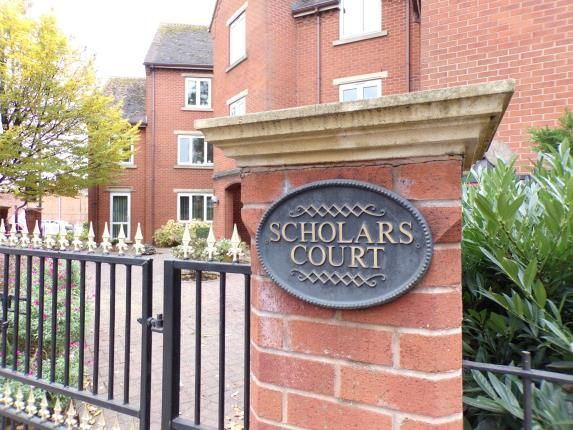 Thumbnail Flat for sale in Scholars Court, Alcester Road, Stratford Upon Avon