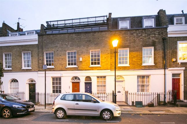 Thumbnail Maisonette to rent in Quick Street, Islington