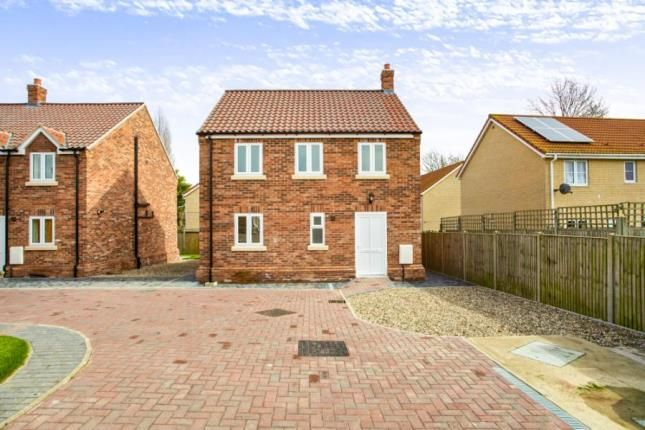 Thumbnail Detached house for sale in Sycamore Crescent, 91 High Street, Chatteris