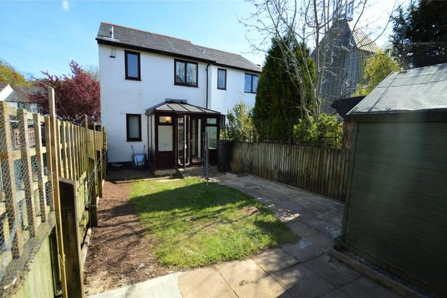 Thumbnail End terrace house to rent in Hoskings Court, Strode Road, Buckfastleigh, Devon