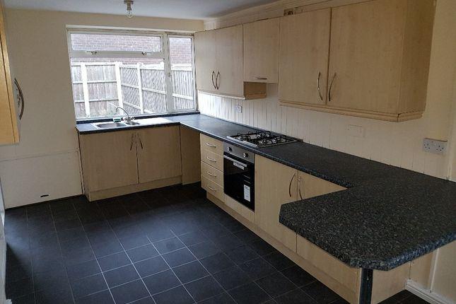 Thumbnail Semi-detached house to rent in Cotterill Avenue, Runcorn