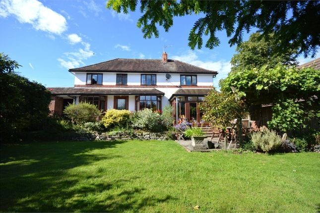 Thumbnail Detached house for sale in Station Road, Earls Barton, Northampton