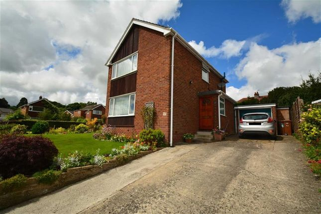 3 bed detached house for sale in Hafod Park, Mold
