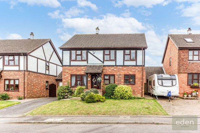 Thumbnail Detached house for sale in Grassmere, Leybourne