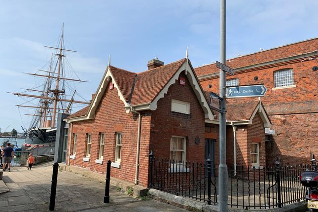 Thumbnail Office to let in Victory Gate Lodge, The Hard, Portsmouth