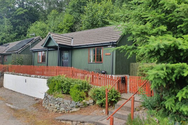 Thumbnail Detached house for sale in Ancarla Lodge, St. Fillans, Crieff, Perthshire