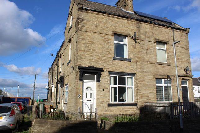 Thumbnail Terraced house to rent in Pearson Road, Bradford