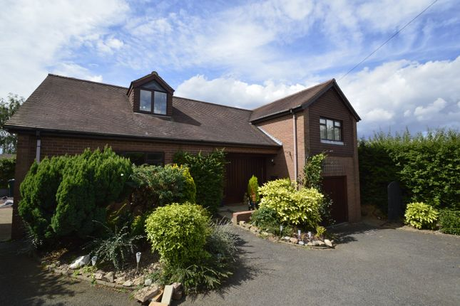 Thumbnail Detached house to rent in Lyth Bank, Shrewsbury