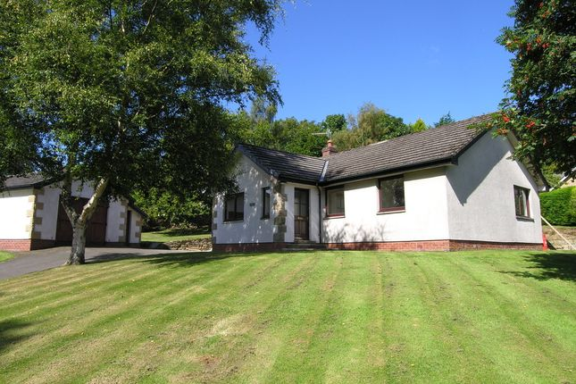 Thumbnail Detached bungalow for sale in Hillside, Rothbury, Morpeth