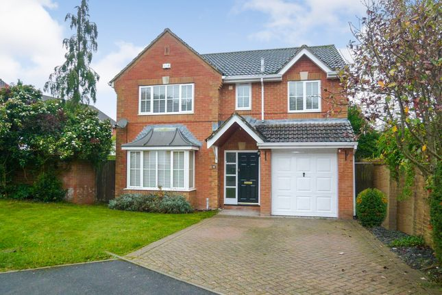 Thumbnail Detached house to rent in Mayfield Ridge, Hatch Warren, Basingstoke