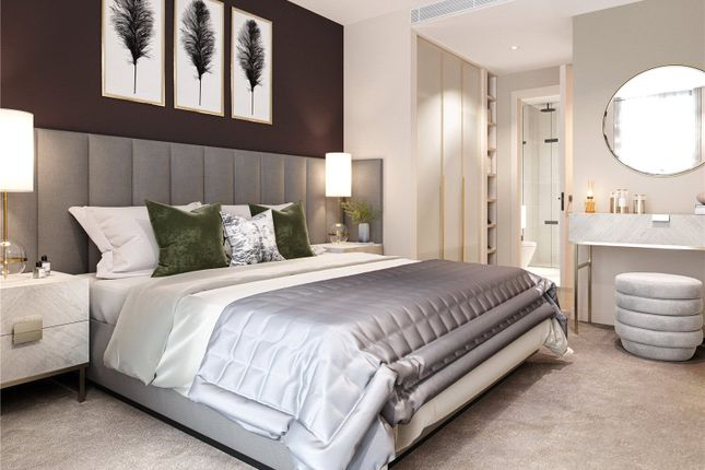 Bedroom of King's Road Park, King's Road, London SW6