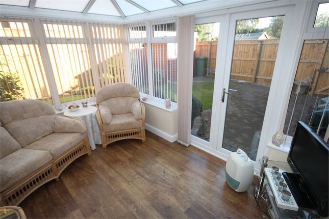 Thumbnail Detached house for sale in The Osiers, Newark, Nottinghamshire