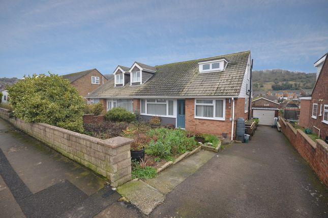 Thumbnail Semi-detached house for sale in Rookery Way, Newhaven