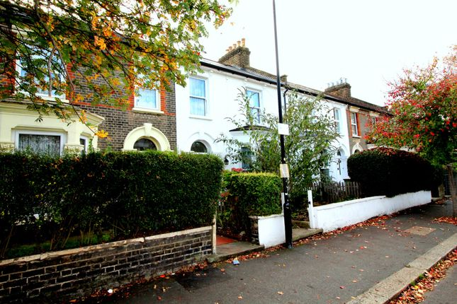 Thumbnail Terraced house for sale in Clarence Road, Manor Park