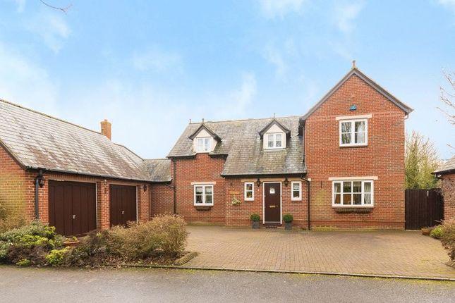 Thumbnail Detached house for sale in Drysdale Close, Radley, Abingdon
