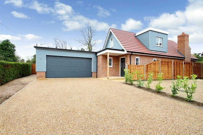 Thumbnail Property for sale in Huckleberry, Byng Hall Road, Ufford, Woodbridge