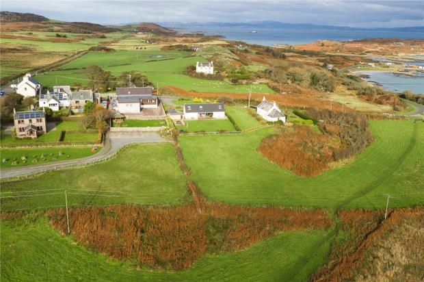Thumbnail Detached house for sale in Heather Lea, Isle Of Gigha, Argyll And Bute