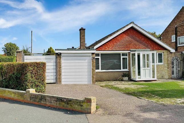 3 bed detached bungalow for sale in Heronscroft, Bedford MK41