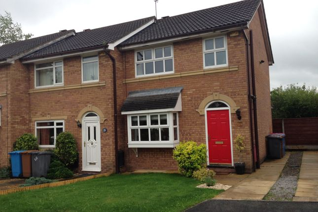 Thumbnail Terraced house to rent in Linnets Wood Mews, Walkden