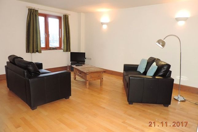 Thumbnail Flat to rent in 15 Agamemnon House, Nelson Quay, Milford Haven