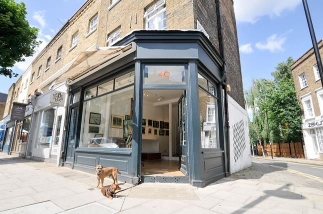 Thumbnail Retail premises for sale in 40 Cross Street, Islington, London