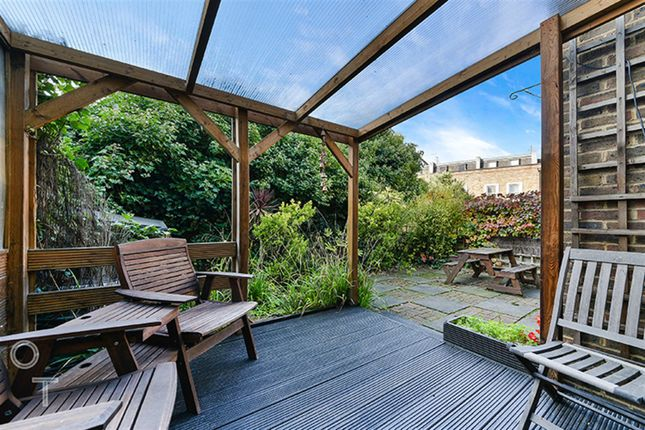 Thumbnail Terraced house for sale in Castle Road, Camden