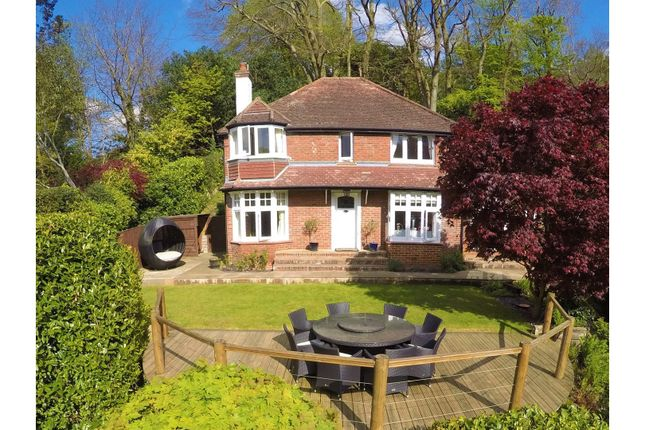 Thumbnail Detached house for sale in Marley Lane, Haslemere