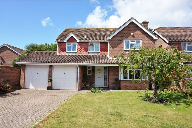 4 bed detached house for sale in Apple Tree Walk, Climping, Littlehampton