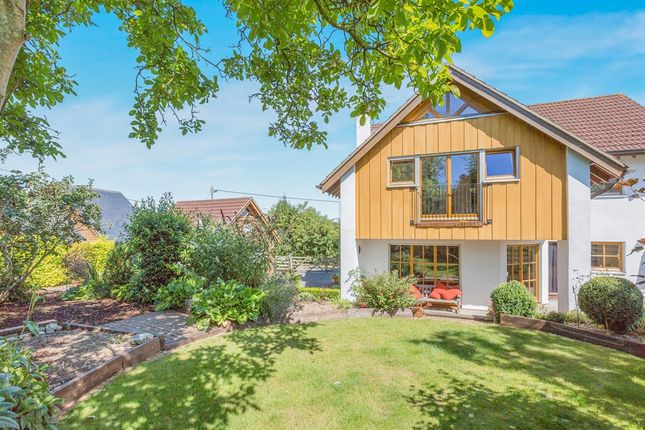Thumbnail Detached house for sale in Forge Field, Shepherds Spring Lane, Andover