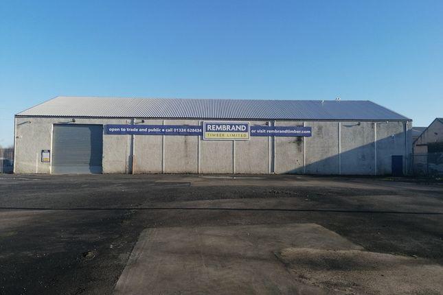 Thumbnail Industrial to let in Merchiston Industrial Estate, Bankside, Falkirk