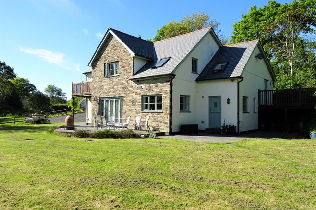 Thumbnail Detached house for sale in Tilland, Tideford, Saltash