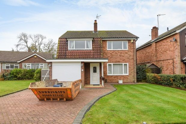 Thumbnail Detached house to rent in Bluebell Close, Orpington