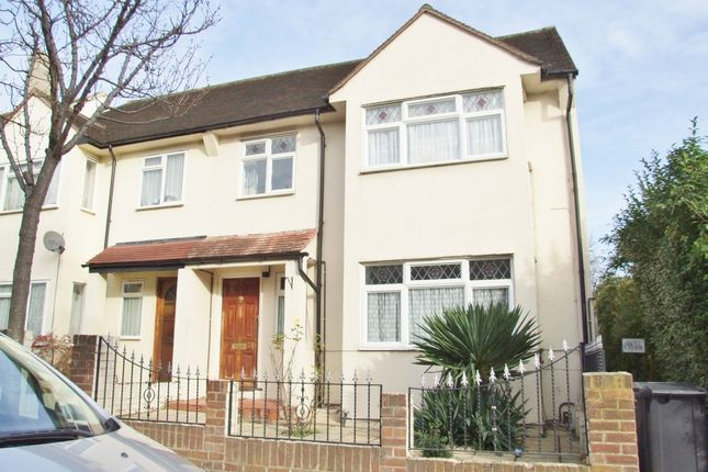 Thumbnail Semi-detached house for sale in Whitworth Road, London