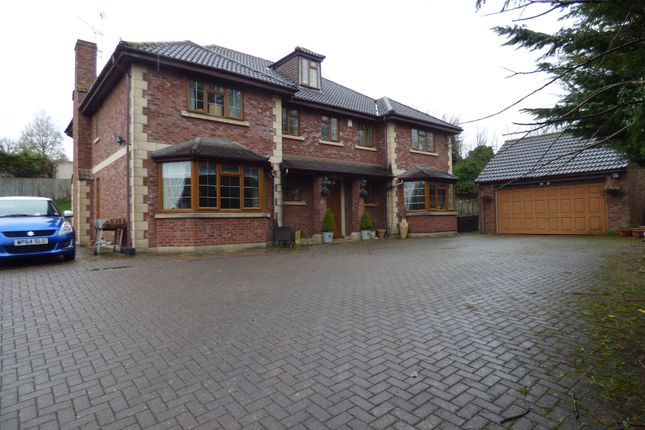 Thumbnail Detached house to rent in Purton Road, Swindon